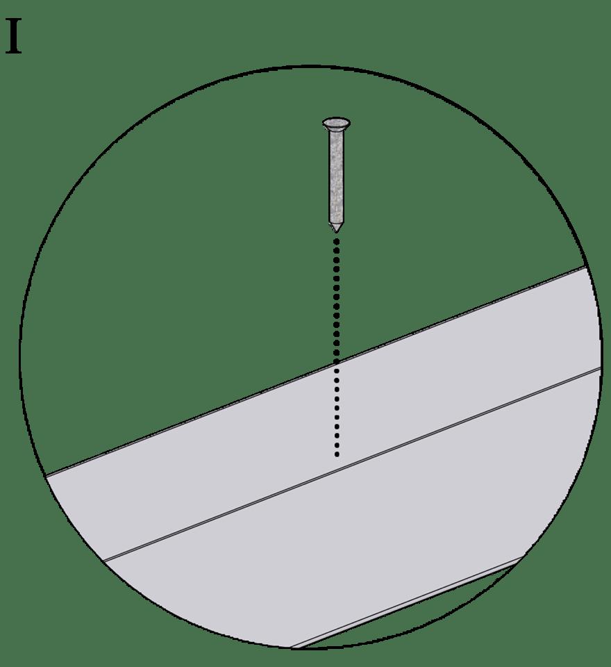Innerväggar med Gyproc DUROnomic förstärkningsreglar c 450 - Montering av förstärkningsskenor