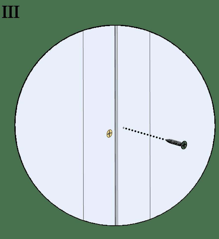 Innerväggar med Gyproc DUROnomic förstärkningsreglar c 450 - Montering av gipsskivor, första lag