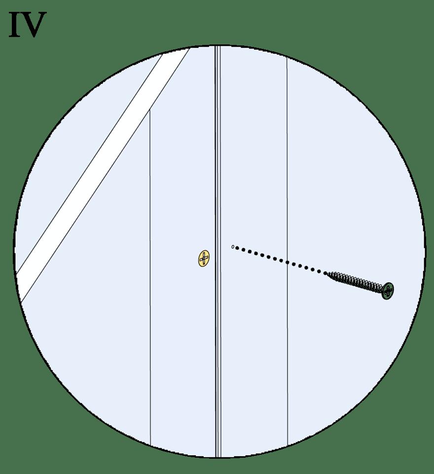 Innerväggar med Gyproc DUROnomic förstärkningsreglar c 450 - Montering av gipsskivor, andra lag