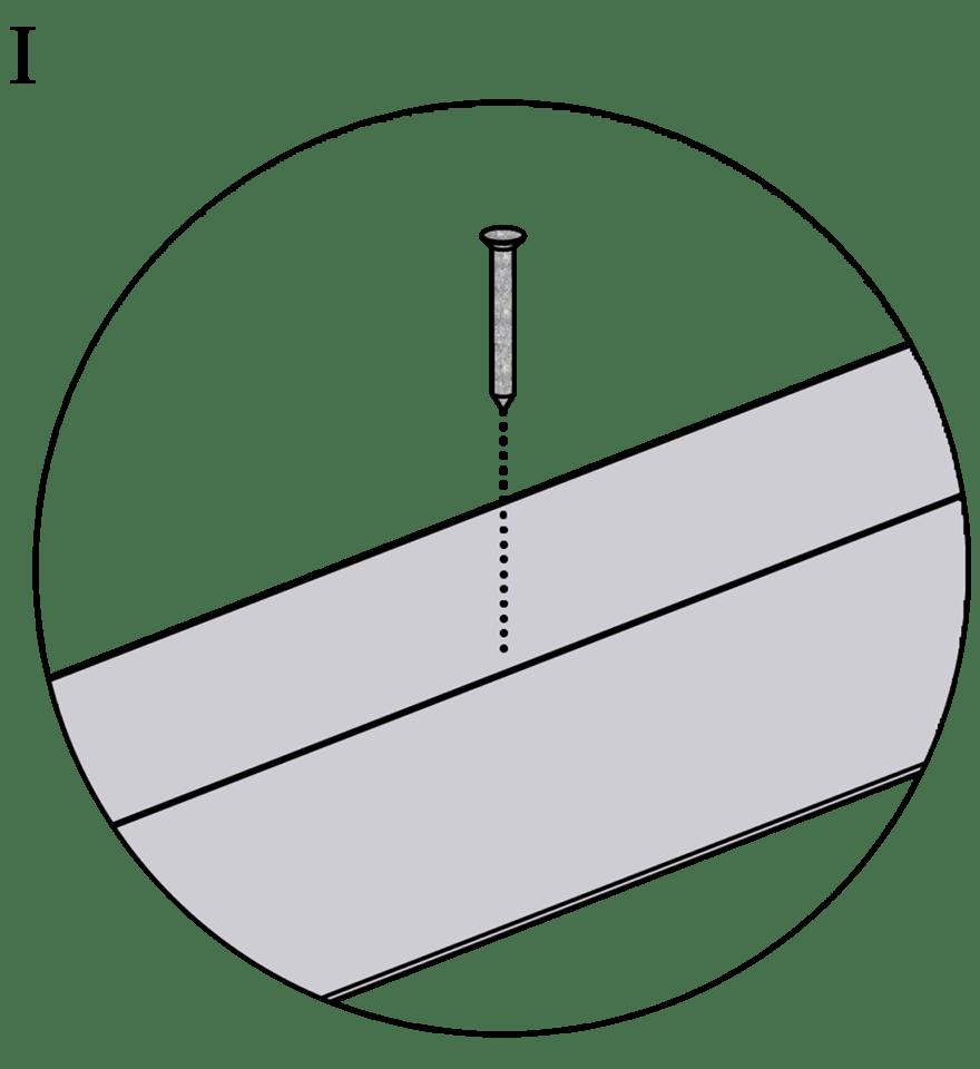 Innerväggar med Gyproc DUROnomic förstärkningsreglar c 600 - Montering av förstärkningsskenor