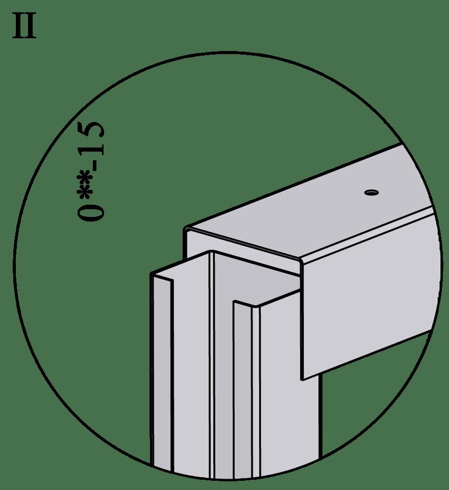 Innerväggar med Gyproc DUROnomic förstärkningsreglar c 600 - Montering av förstärkningsreglar