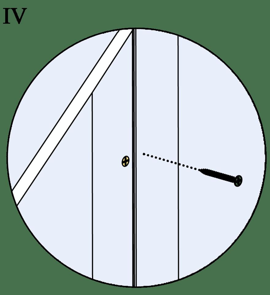 Innerväggar med Gyproc DUROnomic förstärkningsreglar c 600 - Montering av gipsskivor, andra lag