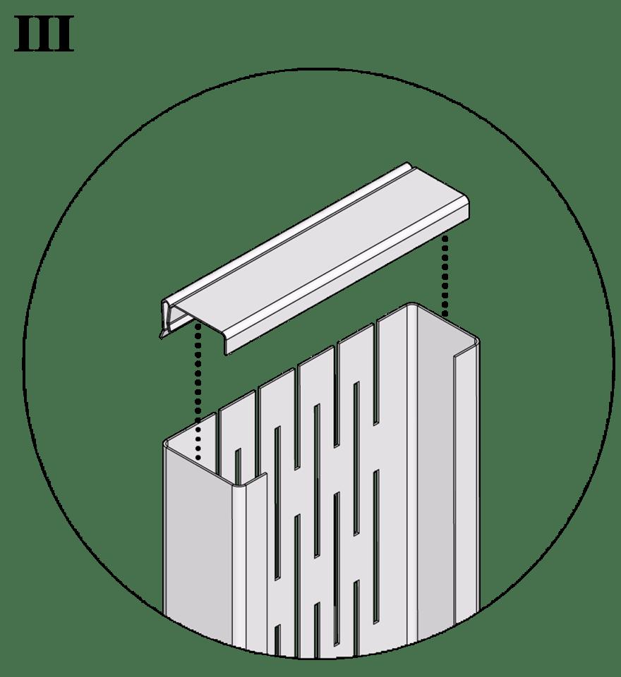 Wall-THZ-600E-NN-B-Montering av reglar