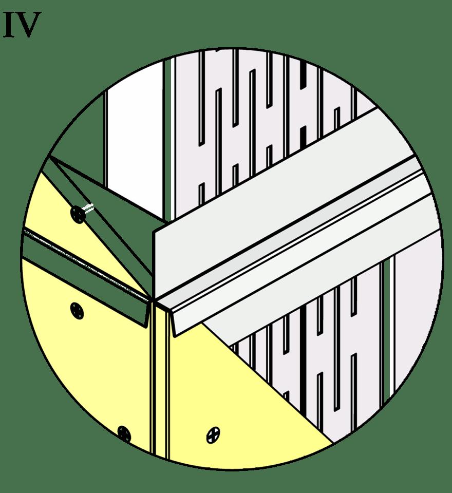 Wall-THZ-600E-NN-B-Montering av tätningsprofil