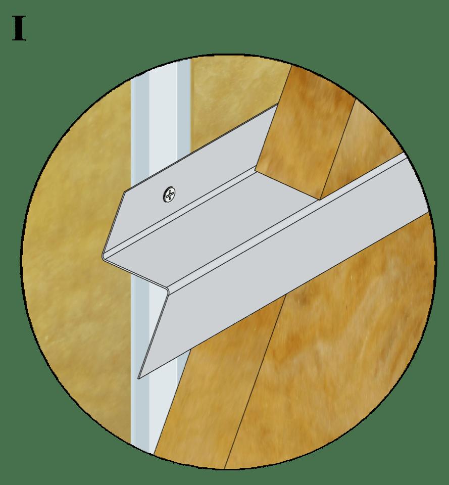 Wall-THZ-600E-NN-B-Montering av inre isolering