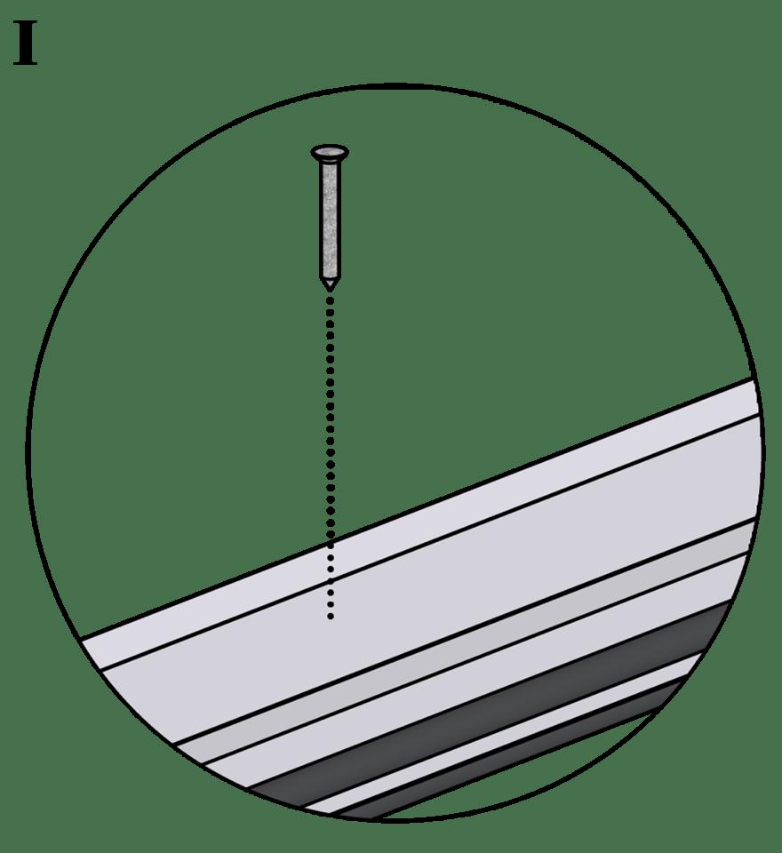 Gyproc XR innerväggar med hög ljudreduktion, c 450 - Montering av kantprofiler