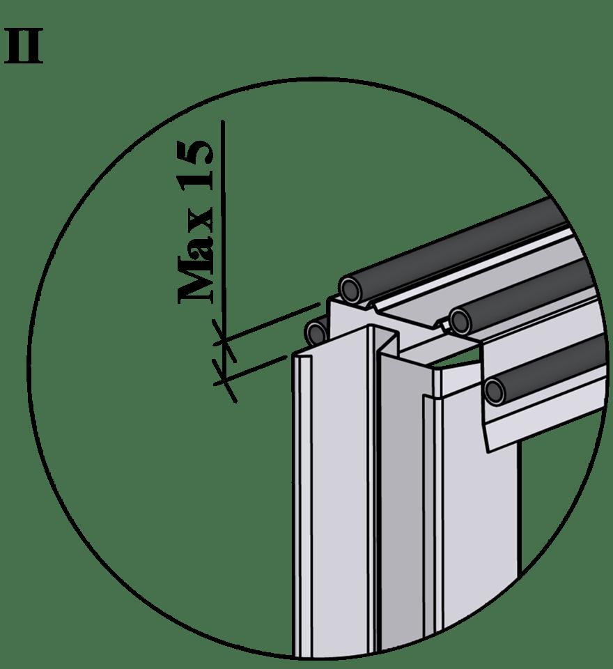Gyproc XR innerväggar med hög ljudreduktion, c 450 - Montering av reglar