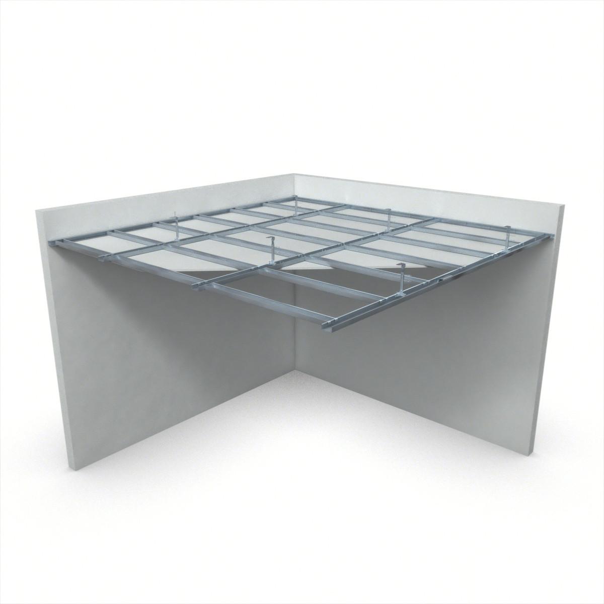 Inredning ljudisolering vägg : Undertak och innertak | Gyproc Sverige - lättbyggnadssystem med ...