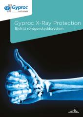 Broschyr Gyproc X-Ray Protection