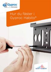 Gyproc Habito Infästningsguide