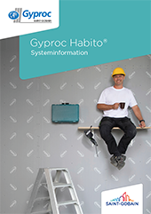 Gyproc Habito Systeminformation