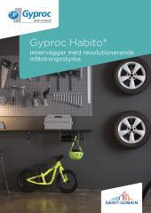 Gyproc Habito broschyr
