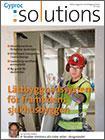 Gyproc Solutions #1/2014 - Tema Sjukhusbyggen