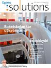 Gyproc Solutions #2/2012 - Tema Brandskydd