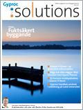 Gyproc Solutions #2/2011 - Tema Fuktsäkert byggande
