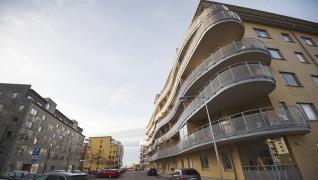 Mesanseglet Vesterås med en innovativ konstruktionslösning från Gyproc
