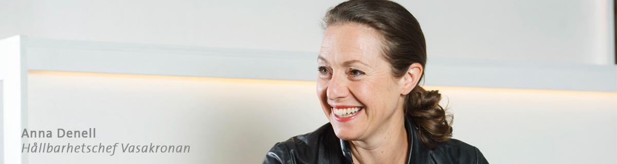 Anna Denell, Vasakronan