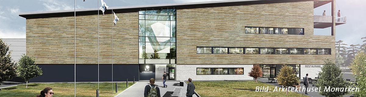 Lindbäcks Bygg storsatsar med ny fabrik och premierar täta samarbeten