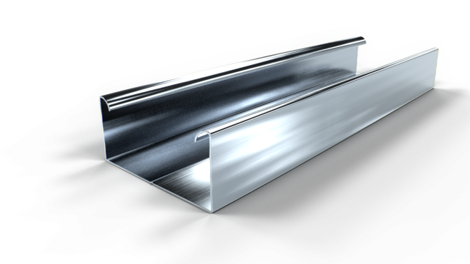 Gyproc GK Takprofil - tvärprofil i stål