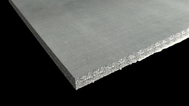 Aquaroc cementbaserad byggskiva - GAE 13