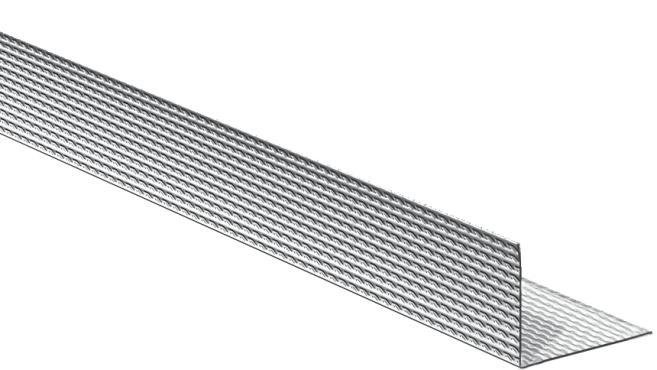 Glasroc F FireCase stålprofil