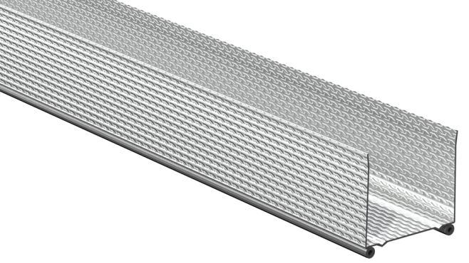 Gyproc AC-T ACOUnomic - Kantprofil med tätningslister för teleskopanslutning