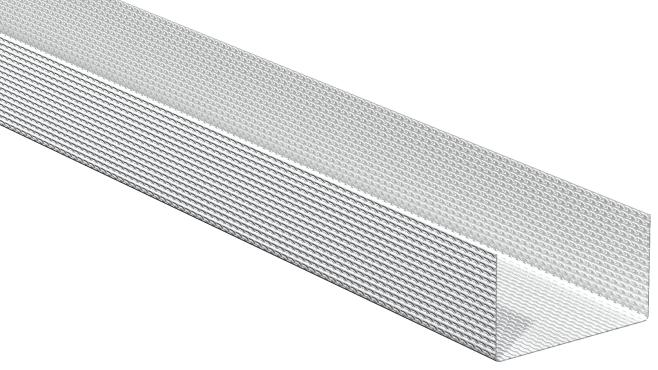 Gyproc SK 55 Standardskena, flänshöjd 55 mm