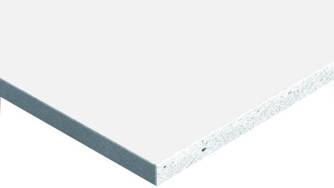 Glasroc Multiboard Böjbar skiva - GFM 6