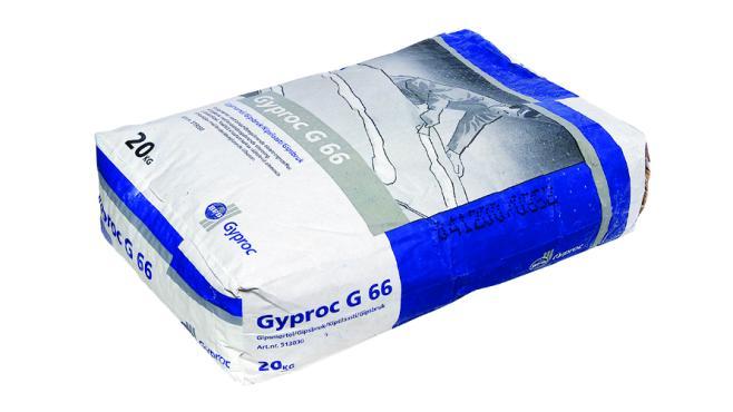 Gipsbruk G 66