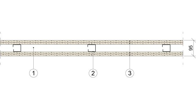 Gyproc GD 45/45 (450) NN-NN M0