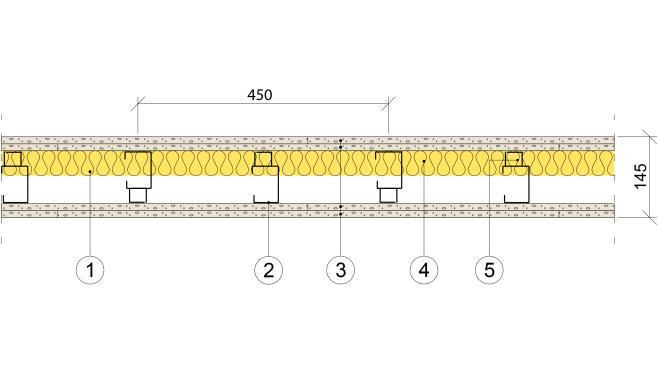 Gyproc GD 95/70 (450) NN-NN M30