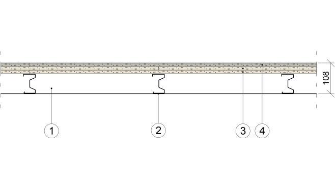 Gyproc XR 70/70 (450) RNN-0 M0