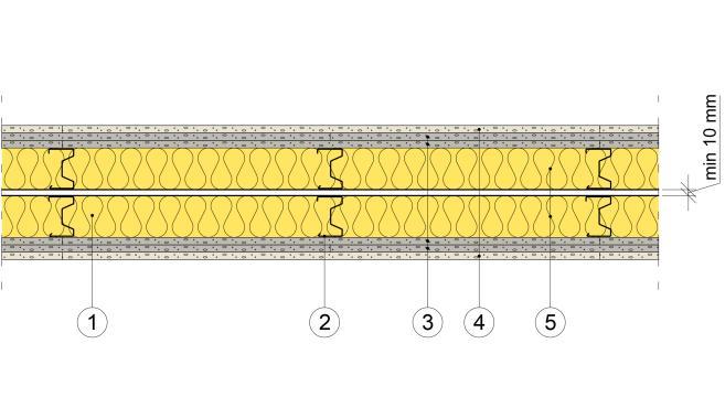 Gyproc XR 70/70x2 (450) RNN-NNR M140