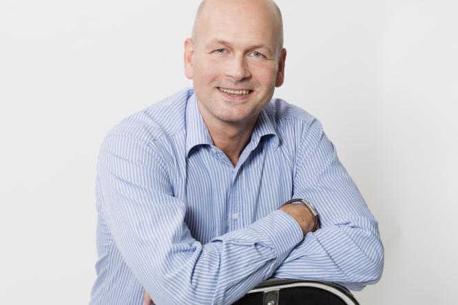 Kaj Tönsberg, försäljningsdirektör
