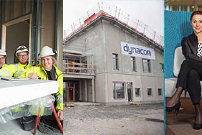 Anna Dennell, Christina Lindbäck, Hjältarnas hus i Gyproc Solutions tema Hållbart byggande