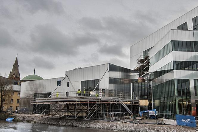 Kulturkvarteret i Örebro