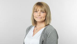 Madelene Eriksson, Kundservice Gyproc