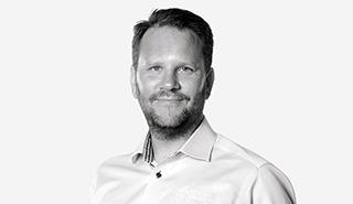 Fredrik Berg, Gyproc Distriktsansvarig Stockholm Norr/Uppland & Gotland