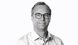 Johan Sundbom, Distriktsansvarig Norra Sverige