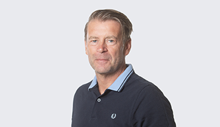 Mikael Körberg, Sales Manager – Prefab / Housing