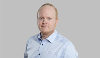 Martin Lönnmar, Gyproc Project & Technical Specification Sales