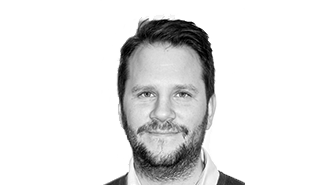 Ceiling Sales Manager Fredrik Berg