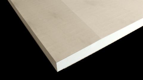 Vad gäller för träbaserade skivor i Gyprocs system?