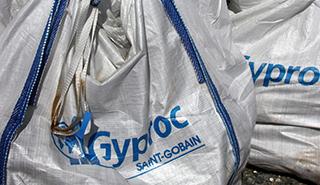 Gyproc avfallssäckar