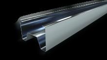 Innerväggsprofiler, t.ex. stålreglar för innerväggar