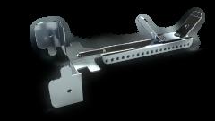 Justerbar upphängning bas - Gyproc GK 26-25