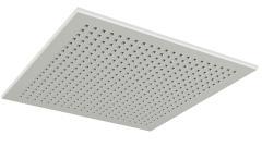 Skruvmonterad undertaksplatta med kvadratiska hål - Gyptone Tile Quattro 50 med kant B